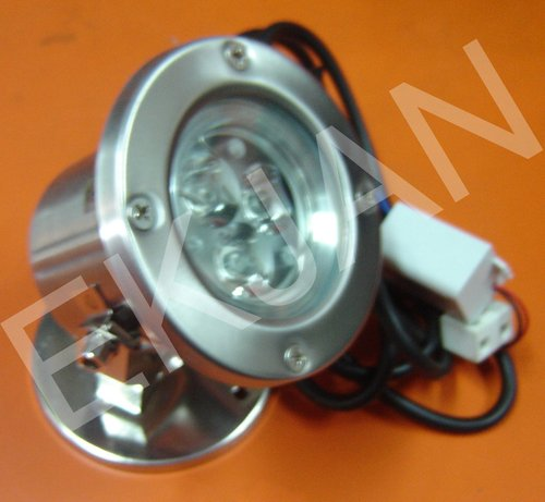 LED Submersible Stainless Steel Light