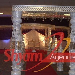 Exclusive Marriage Mandap