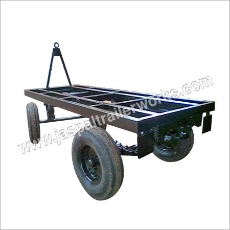 Two Wheeler Brake Type Trailer