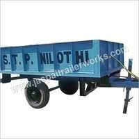 Two Wheeler Hydraulic Trailer