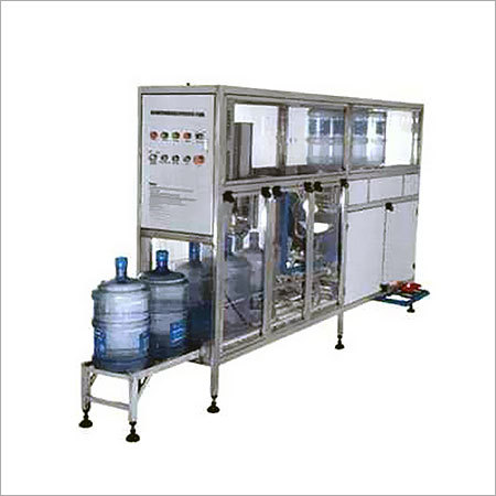 Automatic Jar Filling Machine