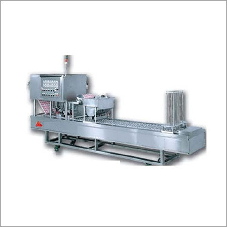 Water Glass Packing Machine