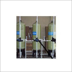 Commercial Water Softener