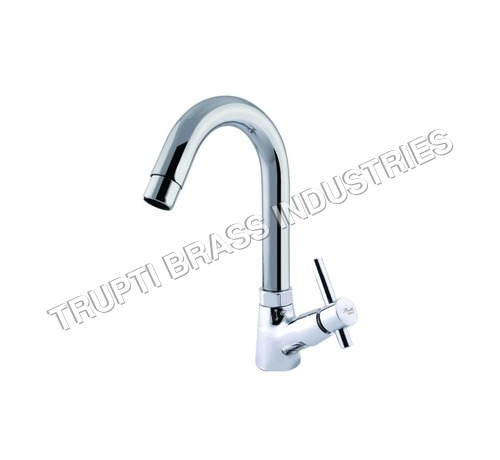 Swan Neck With Regular Swinging Spout