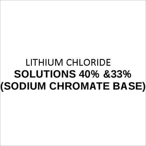 Lithum Compounds