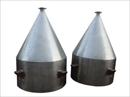 Conical Stainless Steel Hopper