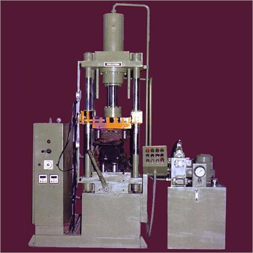 Transverse Moulding Press