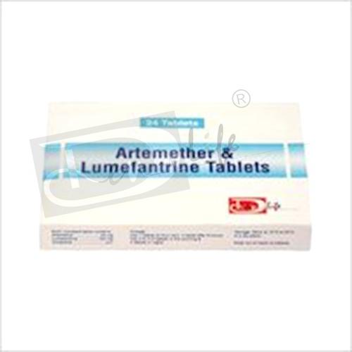 Artemether & Lumefantrine Tab