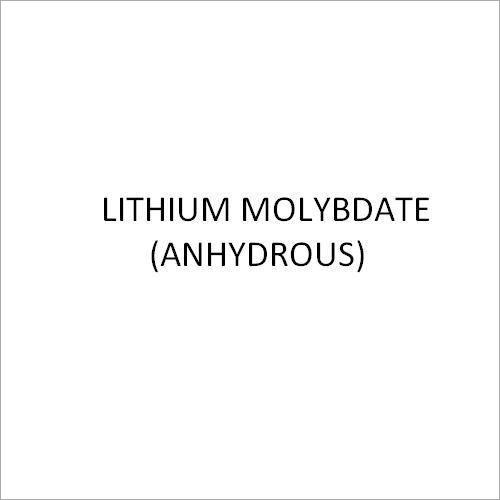 Lithum Compounds