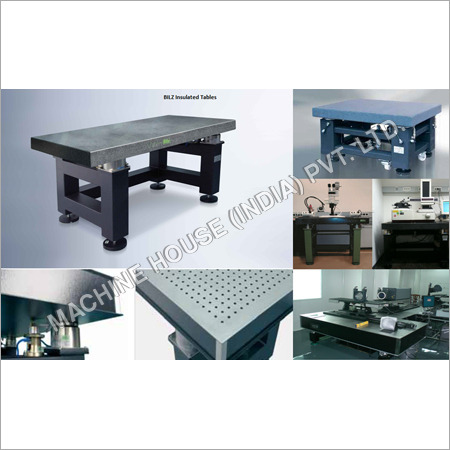 Vibration Insulated Tables