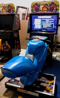Bike Racing Video Game On Rent