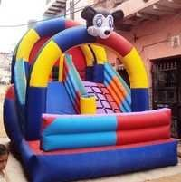 Inflatable Bouncy Mickey Mouse
