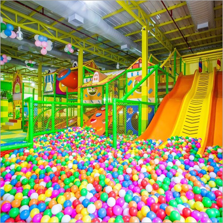 Soft Play And Trampoline Park