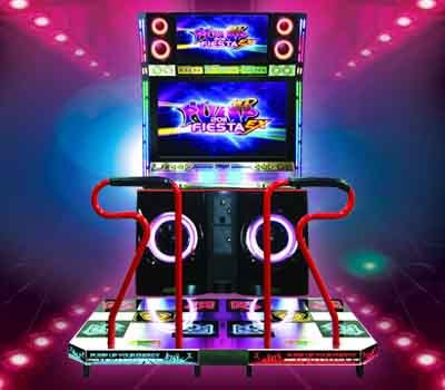 Pump It Up EX 42 inch LCD