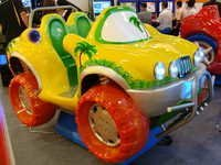 Big Kiddy Ride Car
