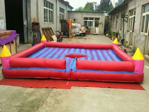 Inflatable For Mechanical Bull