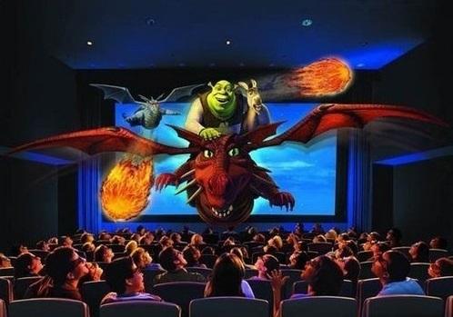 5D Cinema Theaters