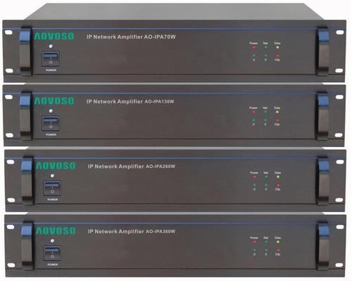 IP Network Amplifiers
