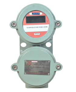 EXIC: Explosion Proof Indicator with Controller