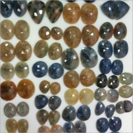 Multi Color Sapphire Beads