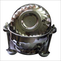Stainless Steel Soup Donga
