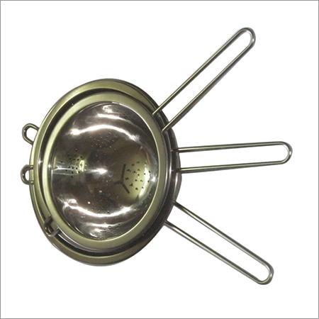 Steel Soup Strainer