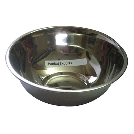 Steel Serving Bowls