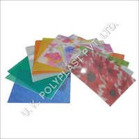 PP Laminated Roofing Sheets