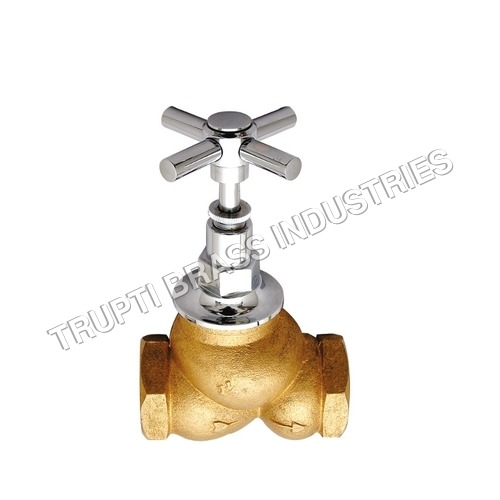 Brass Drain Valve 40mm