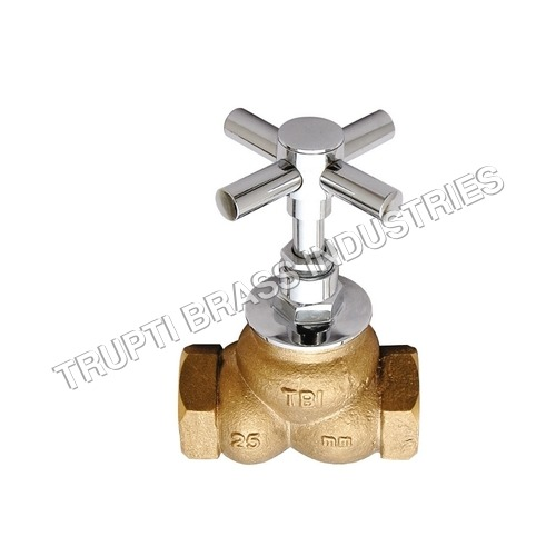 Brass Drain Valve 25mm