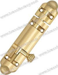 Brass Heavy Tower Bolt
