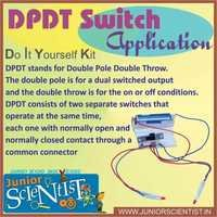 DPDT Switch application (Circuit)