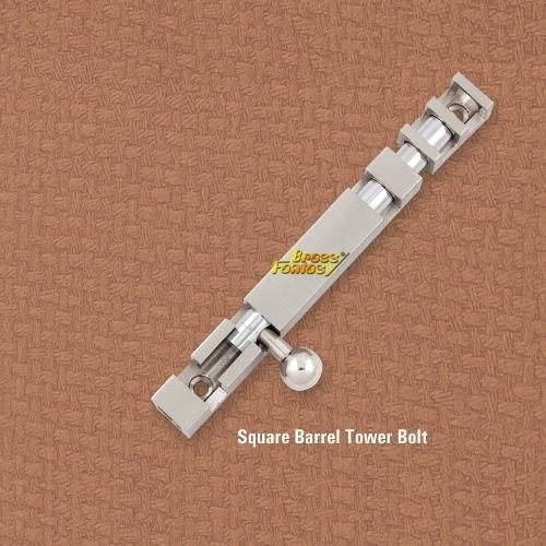 Square Barrel Tower Bolts