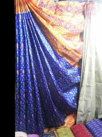 100% silk Ikkat sarees of india