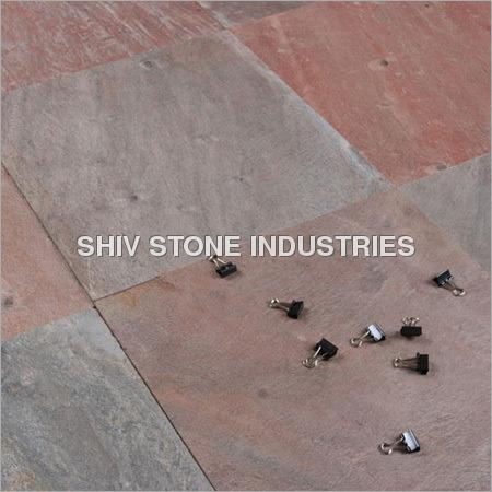 Polished Copper Quartzite Stone
