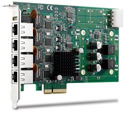 Power Over Ethernet Frame Grabber