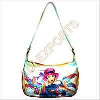 Ladies Designer Leather Bag
