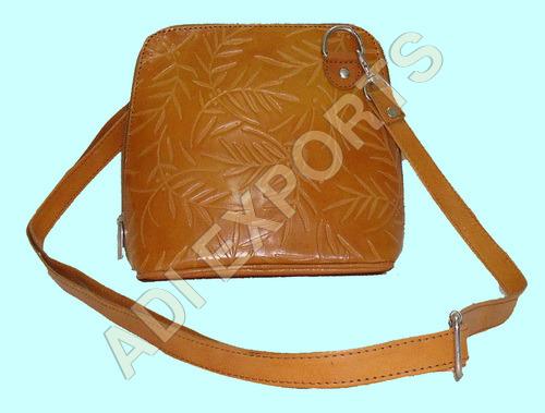 Ladies Cross Leather Bag