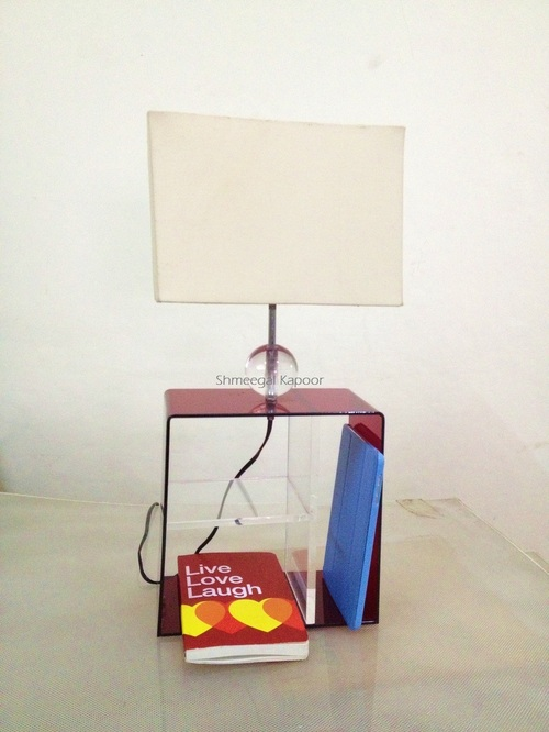 Acrylic Lamp (sk01)