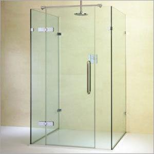 Frameless Shower Cubicals