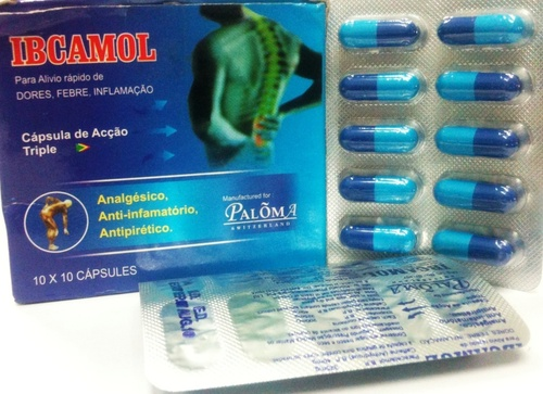Analgesic Anti Inflammatory Tablets