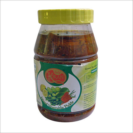Mixed Vegetable Achar