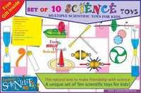 10 in 1 SCIENCE TOYS