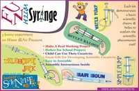 FUN WITH SYRINGE (5 ACTIVITY)