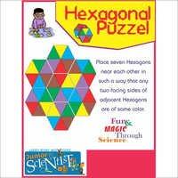 Hexagonal puzzle