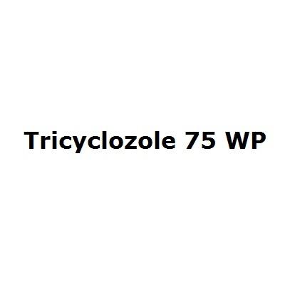 Tricyclazole 75 WP