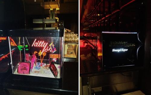 Acrylic Display Unit for KITTY SU (Night Club)