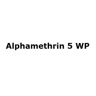 Alphamethrin 5 WP