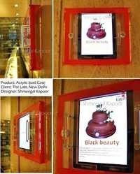 Acrylic Ipad Display for THE LALIT, New Delhi