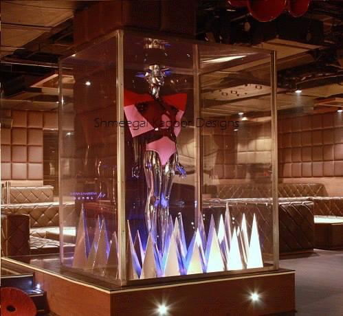 Acrylic Cabin for KITTY SU (Night Club)